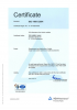 Certification DIN ISO 14001:2001